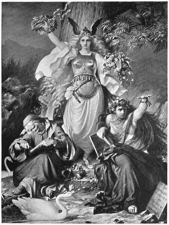 The Poetic Edda: Grímnismál