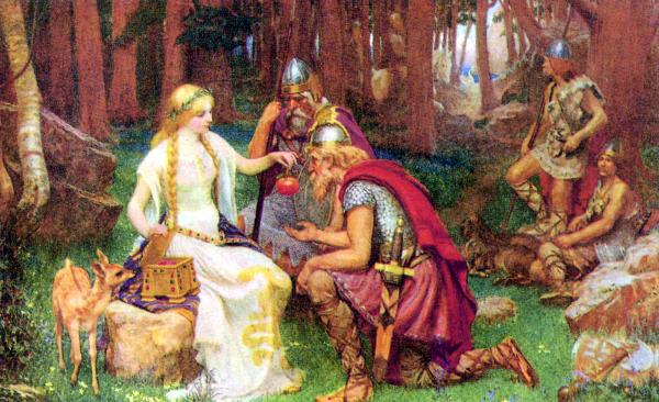 De Nordiske Guder Thor