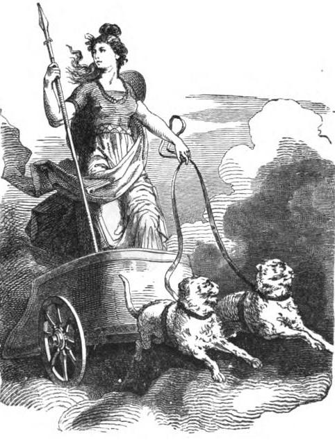 Carl Emil Doepler S Illustrations For Asgard And The Gods
