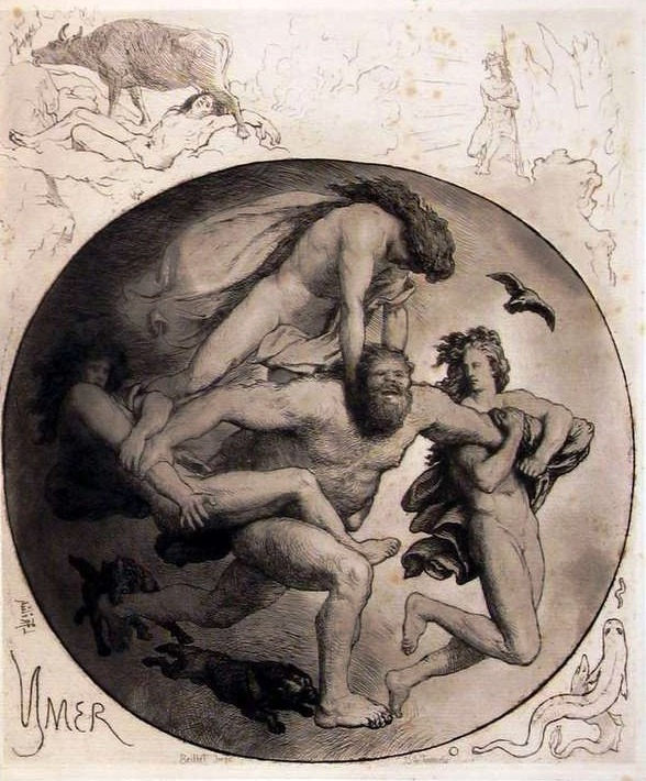 Illustrations by Lorenz Frølich