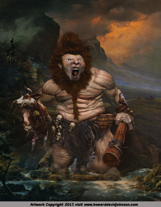 Giant norse mythology - photo#3
